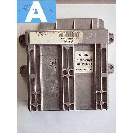 Modulo de Injeção Peugeot  306 1.8 16v - 9637798380 - 21656466-9 *PREÇO SOB CONSULTA*