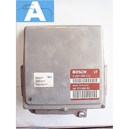 Modulo de Injeção Citroen / Peugeot 0261200772 - 9617149680