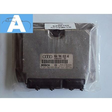 Modulo de Injeção Audi A3 1.8 turbo - Golf - 06A906018AQ - 0261204678 *PREÇO SOB CONSULTA*