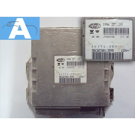 Modulo de Injeção Citroen Xsara 9632501380 - iawbp1a