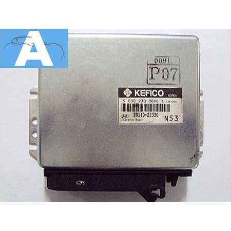 Modulo de Injeção Hyundai Accent 1.5 16v - 3911022330 - 9030930009e *PREÇO SOB CONSULTA*