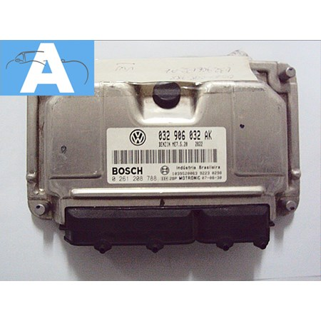 Modulo de Injeção VW Polo 1.6 Flex 032906032AK 0261208788 Bosch