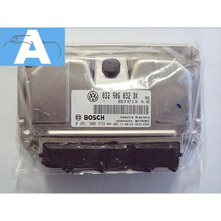 Modulo de Injeção VW Gol Polo 1.6 Flex 032906032Dk 0261S06579 NOVO