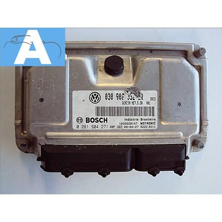 Modulo Injeção Volks Gol 1.0 8V flex 030906032ER 0261S04271 Bosch