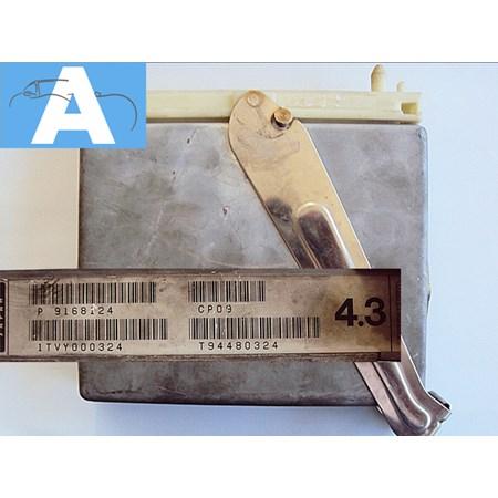 Modulo Injeção Volvo - P9168124CP09 - 17VY000324 - T94480324 *PREÇO SOB CONSULTA*