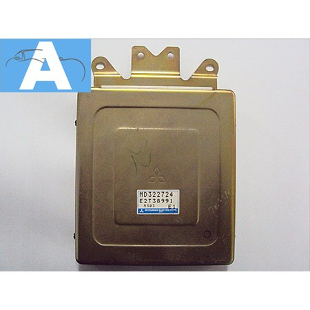 Modulo de Injeção Mitsubishi Lancer 1.6 16v 95/96 - MD322724 - E2T38991 *PREÇO SOB CONSULTA*