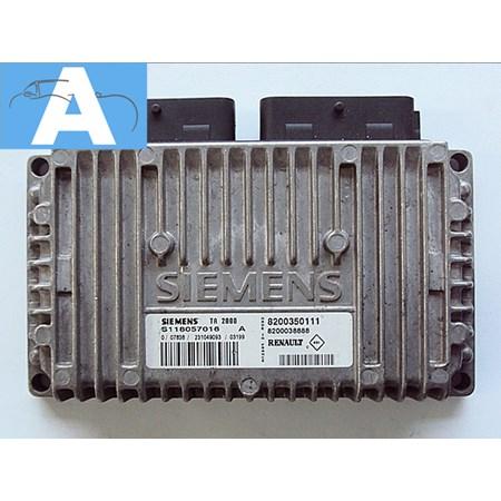 Módulo Câmbio Automático Renault - S118057016A - 82000350111 *PREÇO SOB CONSULTA*