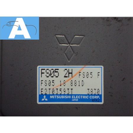 Módulo Injeção Mazda 626 - E2T03593T - FS0518881D - Original *PREÇO SOB CONSULTA*