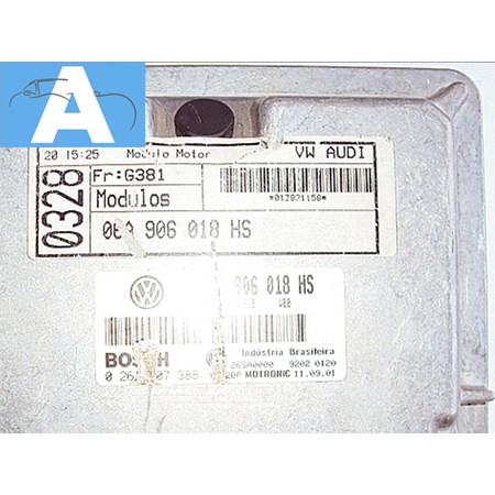 Modulo Injeção VW Golf 2.0 Gasolina - 0261207388 - 06A906018HS Bosch *PREÇO SOB CONSULTA*