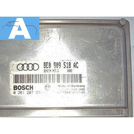 Modulo Injeção Audi A4 1.8 T - 8E0909518AC - 0261207936 - Bosch *PREÇO SOB CONSULTA*