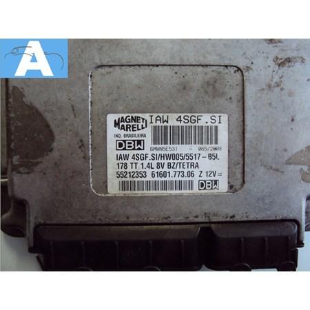 Modulo de Injeção Siena Tetrafuel Flex 1.4 8v. IAW4SGFSI - 6160177306 *PREÇO SOB CONSULTA*