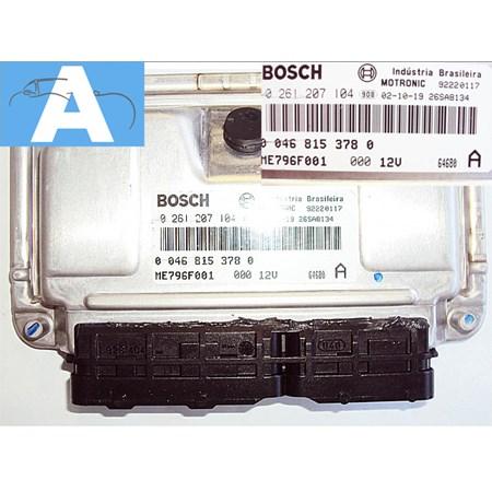 Modulo de Injeção Fiat Palio - Doblo 1.3 16v. - 0261207104 - Bosch *PREÇO SOB CONSULTA*