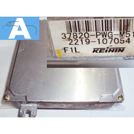 Módulo Injeção Honda Fit 1.4 8V - 37820-PWG-M51 - Original