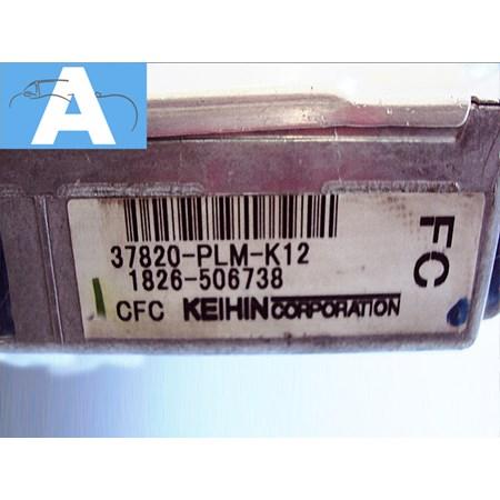 Modulo Injeção Honda Civic 1.7 Cambio Manual  - 37820-PLM-K12 37820plmk12  Original