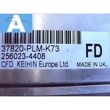 Modulo de Injeção Honda Civic 1.7 37820-PLM-K73 Original
