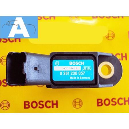 Sensor de Pressão MAP Citroen - Peugeot 206/306/406 - 0261230057 - Bosch Original NOVO