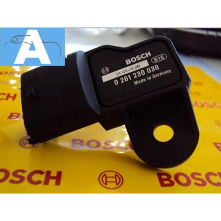 Sensor de Pressão MAP Palio Siena Uno Fire 1.0 1.3 8v 0261230030 Original Bosch Novo
