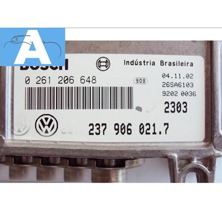 Modulo de Injeção VW Kombi 1.6 Alcool 0261206648 - 2379060217 Original *PREÇO SOB CONSULTA*
