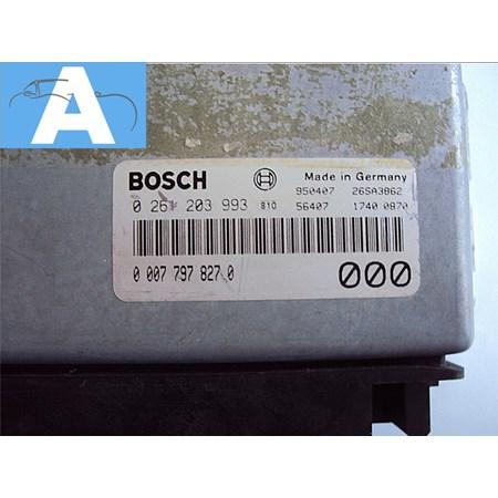 Modulo Injeção Alfa Romeo 164 - 0261203993 - Bosch *PREÇO SOB CONSULTA*