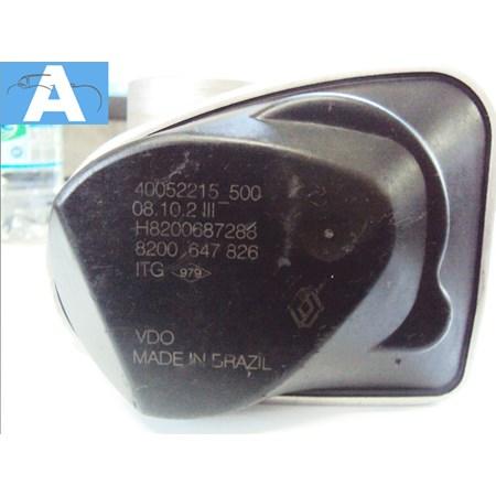 Corpo de Borboleta / TBI Renault Megane Scenic 2.0 - 8200190230  408.238/827/002 - Original NOVO