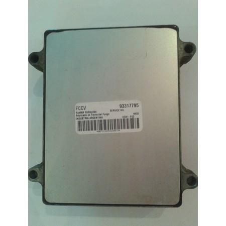 Módulo de Injeção GM Meriva 1.8 8V Flex - 93317795 - FCCV - Original