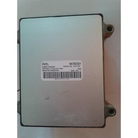 Módulo Injeção GM Celta 1.0 8V. Flex - 94702331 - FHYL - Original