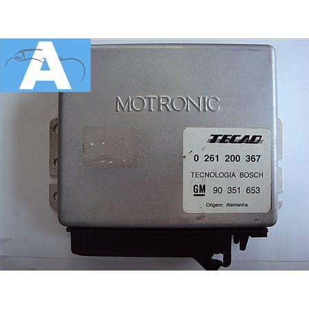 Modulo de Injeção GM Omega CD 3.0 - 90351653 - 0261200366/367 Original Bosch