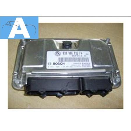 Modulo de Injeção Gol G5 / Voyage / Fox - 030906032fa - 0261s06134 Original Bosch NOVO *PREÇO SOB CONSULTA*