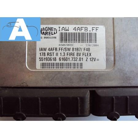 Modulo Injeção Fiat Palio Fire 1.3 8V Flex - IAW 4AFB.FF - 55193618
