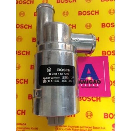 Atuador de Marcha Lenta VW Golf 1.8 2.0 gti - 0280140559 - Original Bosch