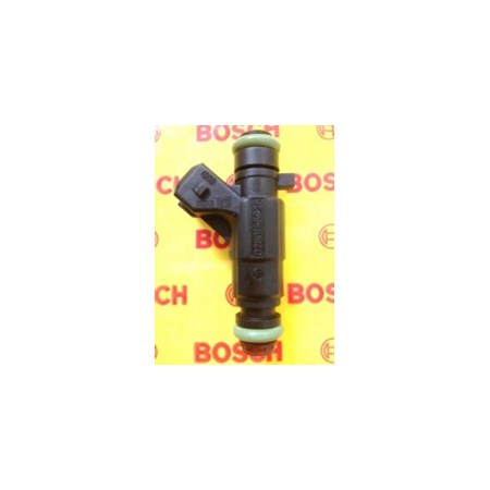 Bico Injetor Ford Fiesta 1.6 / Courier Gas. - 0280155925 - Original Bosch NOVO
