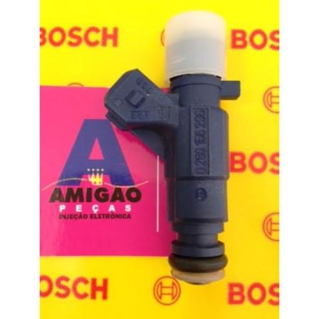 Bico Injetor Renault Sandero / Clio / Logan 1.0 16V - 0280156296 - H82462823 - Original Bosch NOVO