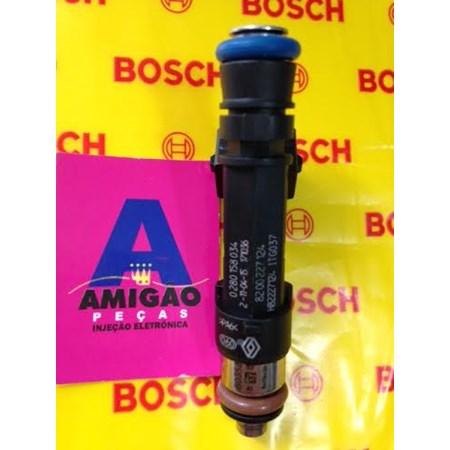 Bico Injetor Renault Duster Logan 1.4 1.6  - 0280158034 - 8200227124 - Original Novo