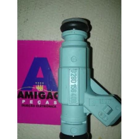 Bico Injetor Ford Ka 1.0 Zetec Rocam Flex - 0280156408 - 9S4GAA - Original Bosch NOVO