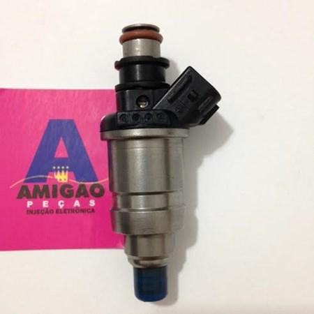 Bico Injetor Honda Civic LX 1.6 16V - 4109 - Original (Ponteira Azul)