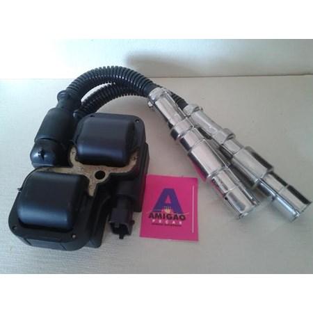 Bobina Ignição Mercedes Benz C280 C320 CLK 320 E 320 B180 B200 - 0221503012 - Original Bosch