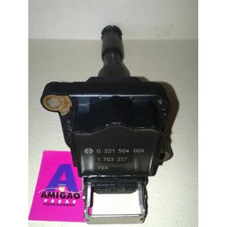 Bobina Ignição BMW 325 320 323 328 528 525 530 540 M5 - 0221504004 - 1703227 - Original Bosch NOVA