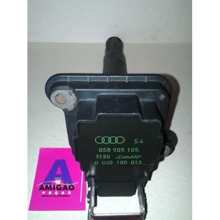 Bobina Ignição Golf Passat 1.8 Turbo - 058905105 - 0040100013 ( ORIGINAL )