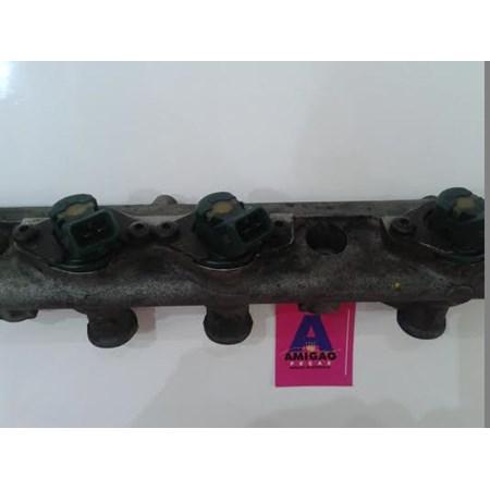 Flauta com 4 Bicos Injetores Renault Megane / Scenic - 867867 - 857013 - 0794643 - Original