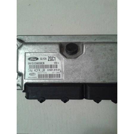 Módulo Injeção Ford Ecosport 1.6 Flex - 6N1512A650CB - IAW 4CFR.UR - ZGC1 - Original *PREÇO SOB CONSULTA*