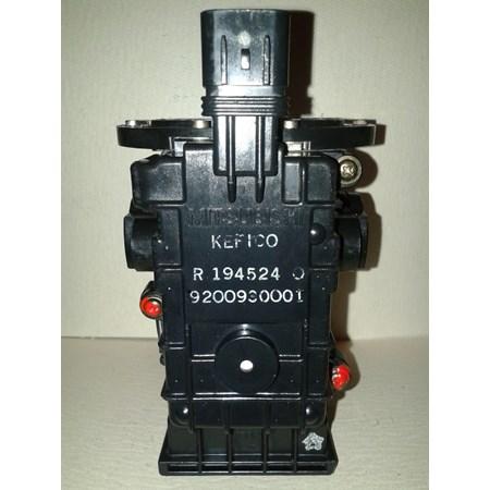 Medidor de Fluxo de Ar/MAF - Mitsubishi - 9200930001 - R1945240 - Original - Kefico