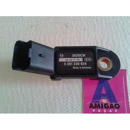 Sensor MAP Citroen Xsara Picasso / Peugeot - 0261230034 - Bosch NOVO
