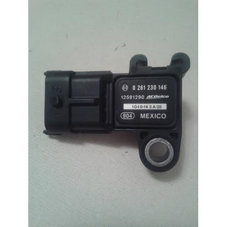 Sensor MAP GM Agile / Montana / Captiva - 0261230146 - 12591290 - Original NOVA