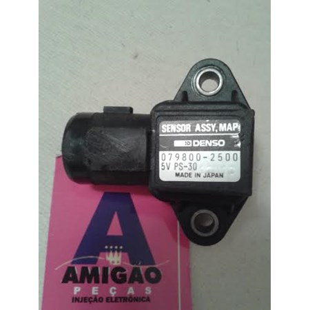 Sensor MAP Honda Civic / Accord - 079800-2500 Original Denso
