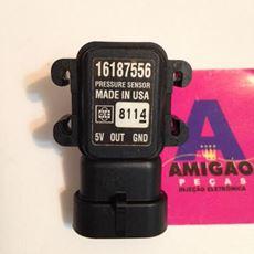 Sensor MAP Blazer / S10 - 4.3 - V6 - 16187556 - Original novo