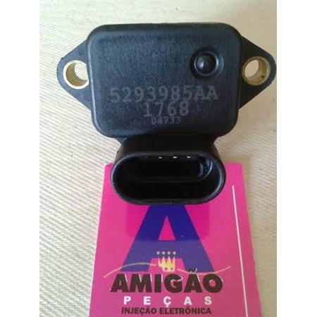 Sensor Pressão MAP Chrysler Stratus / Neon 2.0 16v 95 a 99 - 5293985AA - Original