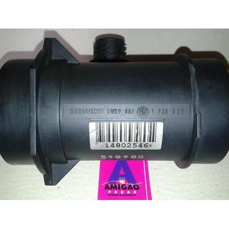 Medidor Fluxo Ar / MAF BMW - 5WK9007 - 1730033 - Siemens original