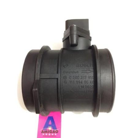 Medidor Fluxo Ar / MAF Mercedes Benz - 0280217810 - 1130940048 - Bosch Original