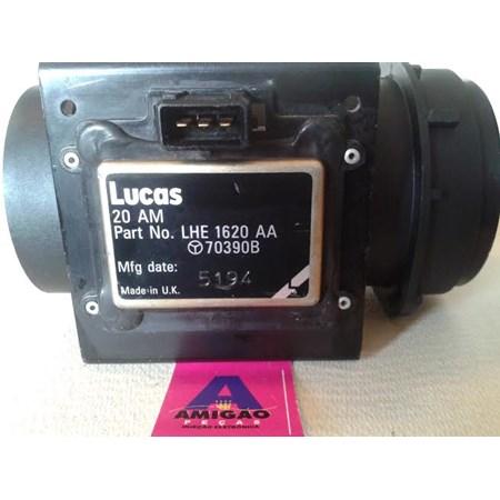 Medidor Fluxo Ar / MAF Jaguar - LUCAS LHE1620AA - Original