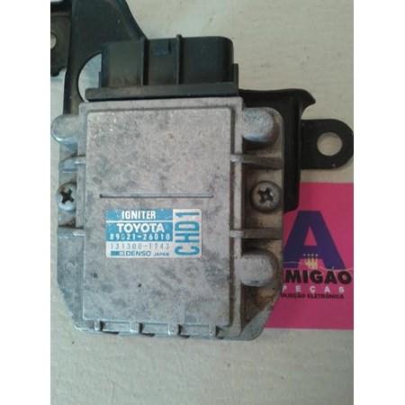 Módulo Ignição Toyota Camry Corona - 89621-26010 - 1313001743 - Original